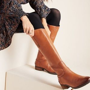 Sam Edelman Penny 2 Wide Calf Riding Boots NWOB